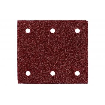 Шлифовальные листы METABO на липучке 103 x 115 мм, 6 отверстий (625619000)